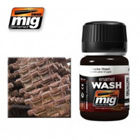 Tracks  Enamel Wash Ammo of Mig Jimenez
