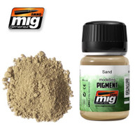Sand Weathering Pigment Ammo of Mig Jimenez