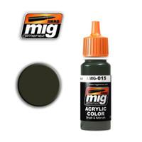 RAL 8017 Schokobraun Acrylic Paint Ammo of Mig Jimenez