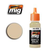 RAL 8020 Gelbbraun Acrylic Paint Ammo of Mig Jimenez