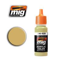 Desert Sand Acrylic Paint Ammo of Mig Jimenez