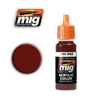 Old Rust Acrylic Paint Ammo of Mig Jimenez