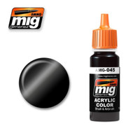 Gun Metal Acrylic Paint Ammo of Mig Jimenez
