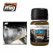 Fuel Stains Enamel Wash Ammo of Mig Jimenez