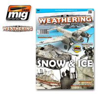 Weathering Magazine Issue #7: Snow & Ice Effects Ammo of Mig Jimenez
