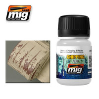 Heavy Chipping Effects Ammo of Mig Jimenez