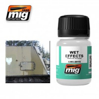 Wet Effects Enamel Wash Ammo of Mig Jimenez