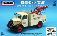 Bedford 'OSB' SWB O-Series 5-Ton Recovery Truck 1/24 Emhar