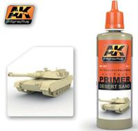 Desert Sand Primer 60ml Bottle AK Interactive