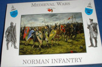 Medieval Wars: Norman Infantry 1/32 Call to Arms