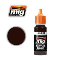 Rust Tracks Acrylic Paint Ammo of Mig Jimenez