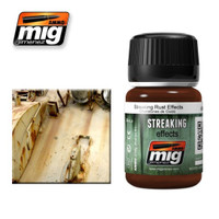Streaking Rust Effects Enamel Wash Ammo of Mig Jimenez