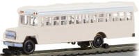 MOW Highrailer Self-Propelled Bus (Undecorated White) HO Bachmann Trains