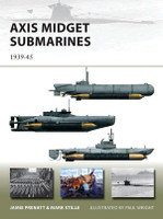 Vanguard: Axis Midget Submarines 1939-45 Osprey Books