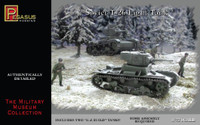 Soviet T26 Light Tank 1/72 Pegasus