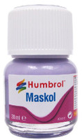 Maskol Rubber Masking Liquid (28ml. Bottle) Humbrol