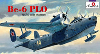 Beriev Be6 PLO NATO Code 'Madge' Aircraft 1/144 A-Model