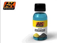 Brass Photo-Etch Burnishing Fluid (100ml Bottle) AK Interactive