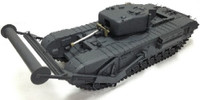 Churchill TLC Type A Tank with Carpet Laying Devices 1/35 AFV Club
