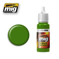Crystal Periscope Green Ammo of Mig Jimenez