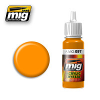 Crystal Orange Ammo of Mig Jimenez