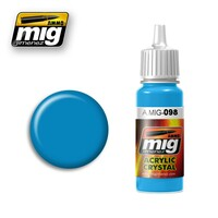 Crystal Light Blue Ammo of Mig Jimenez