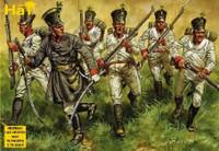 Napoleonic Austrian Line Infantry (48) 1/72 Hat