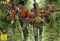 Napoleonic British Light Infantry (48) 1/72 Hat