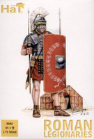 Roman Legionaires (45-figures with body shields) 1/72 Hat