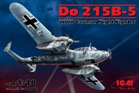 Do 215B-5 German Night Fighter 1/48 ICM