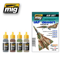 IAF Desert Colors Smart Set Ammo of Mig Jimenez