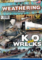 Weathering Magazine Issue #9: KO & Wrecks Ammo of Mig Jimenez