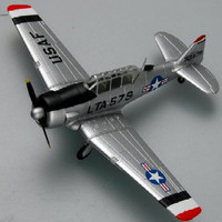WWII T-6 Aircraft USAF 1/72 Easy Model