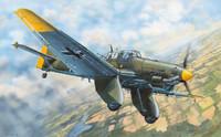 Junkers Ju87A Stuka German Dive Bomber 1/32 Trumpeter