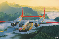 C-119C Flying Boxcar 1/144 Roden Models