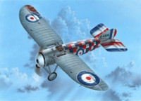 Bristol M.1C Checkers & Stripes Fighter 1/32 Special Hobby