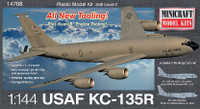 KC-135R USAF Aircraft 1/144 Minicraft