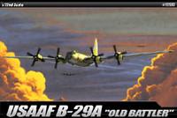 B-29A Old Battler USAAF Bomber 1/72 Academy