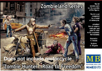 'Zombie Hunter: Road to Freedom' 1/35 Master Box