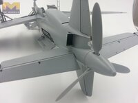 Dornier Do 335B-2 'Zerstorer' 1/32 HK Models