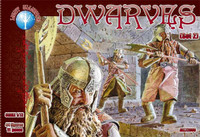 Dwarves Set #2 Figures (44) 1/72 Alliance Figures