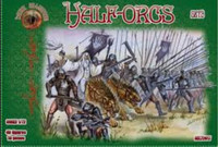 Half Orcs Set # 3 Figures (40) 1/72 Alliance Figures