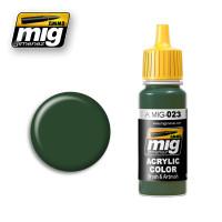 Protective Green Ammo of Mig Jimenez