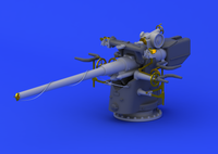 German Submarine 10.5cm Gun for RVL 1/72 Eduard