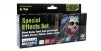 Special Effects Game Color Paint Set Vallejo