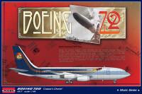 B720 Caesar's Chariot Led Zeppelin Tour Passenger Airliner 1/144 Roden