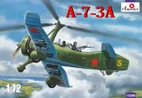 A7-3A Soviet Gyroplane Fighter/Bomber 1/72 A-Model