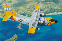 Fairchild HC-123B Provider USCG Transport Aircraft 1/72 Roden
