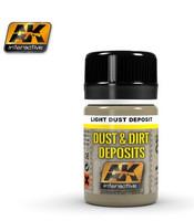 Dust & Dirt Deposits Light Dust 35ml Enamel AK Interactive
