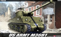 M36B1 GMC US Army Tank Destroyer 1/35 Academy